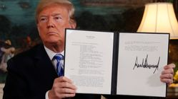 BLOG - Retrait des Etats-Unis de l'accord sur le nucléaire iranien: quels enjeux pour quelles