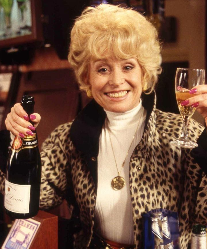 Barbara Windsor Told 'EastEnders' Boss To 'Kill Off Peggy Mitchell' After Alzheimer's Diagnosis