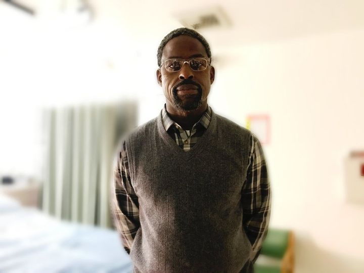 """Sterling K. Brown plays an older version of Randall on """"This Is Us."""""""