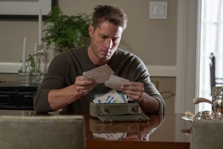 """Justin Hartley is eager to get back to work on the set of """"This Is Us."""""""