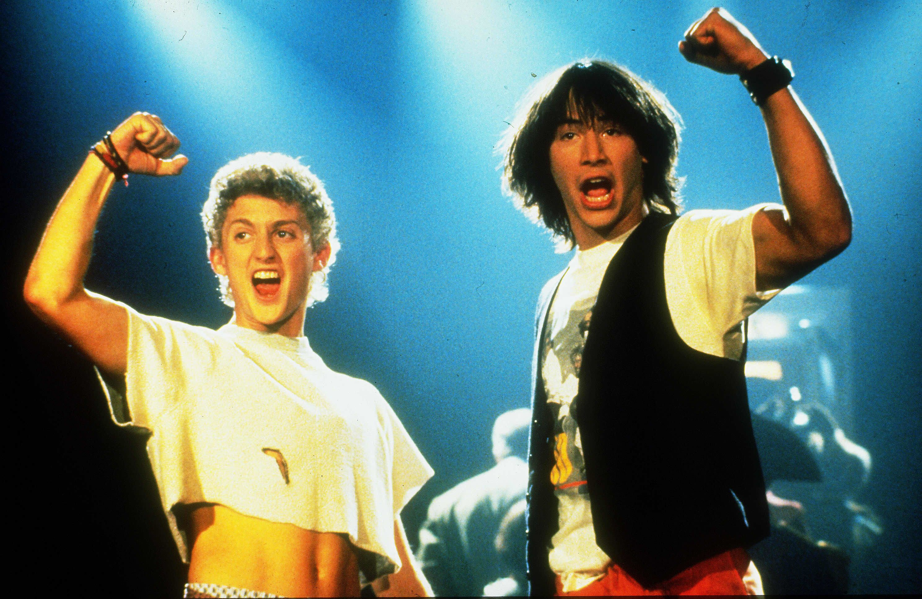 Keanu Reeves, Alex Winter to reunite after 27 years