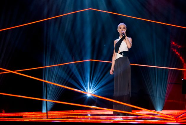 SuRie, the UK's Eurovision