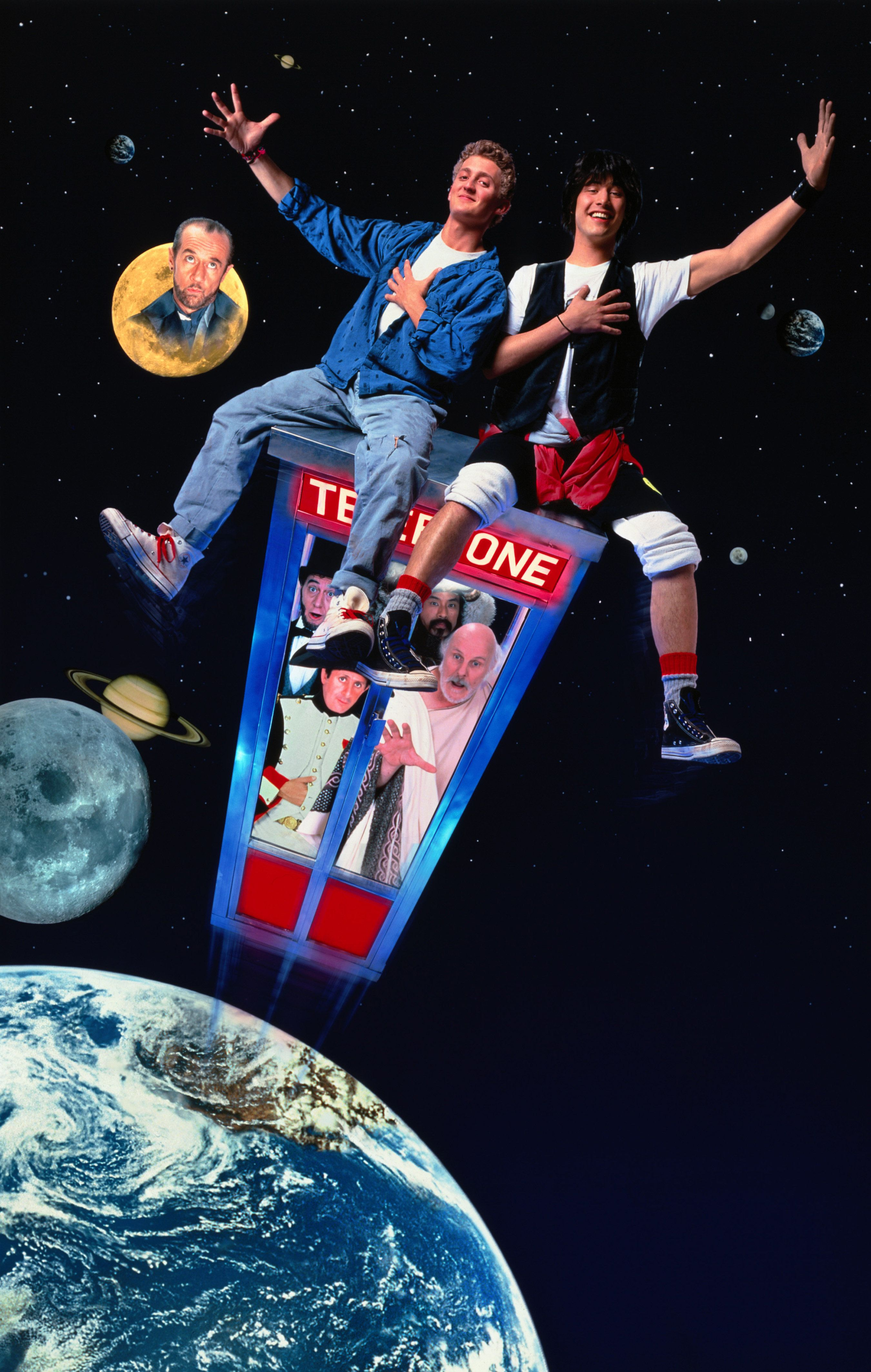 Almost 30 Years Later, Just How 'Excellent' Was Bill And Ted's First
