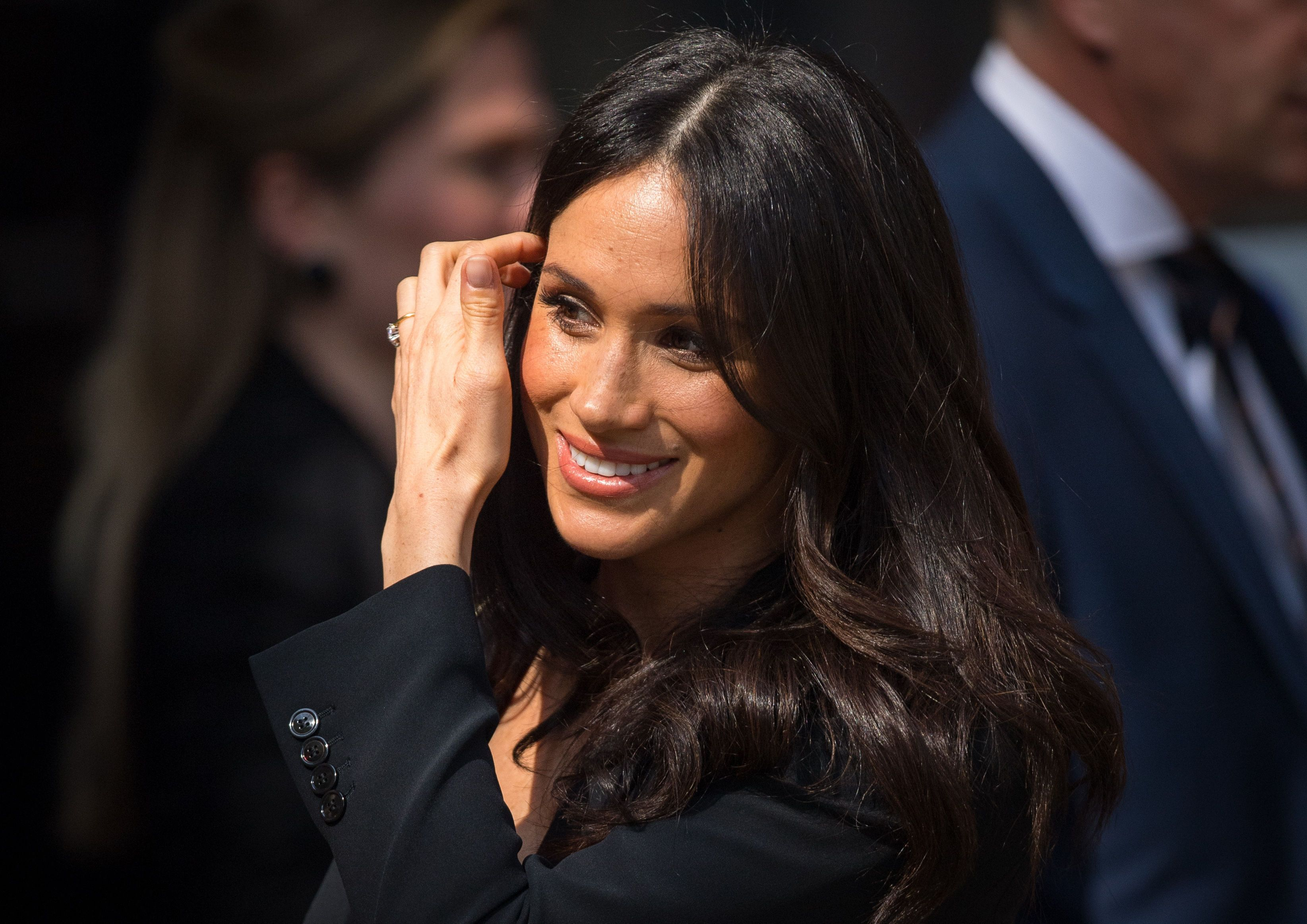 PA Wire  PA Images                   Meghan Markle's parents are heading to the UK for her wedding on May 19