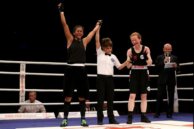 Meet Ramla Ali - The First British Female Muslim Boxing