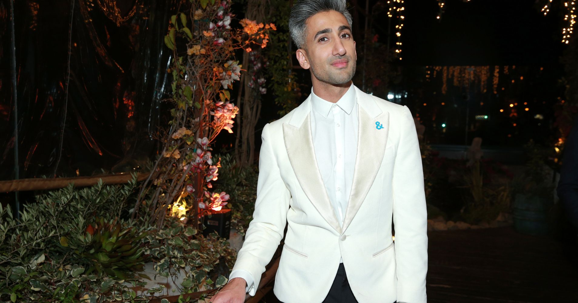 cad45ff9656 Why 'Queer Eye' Star Tan France Doesn't Give Poorly-Dressed Fans ...