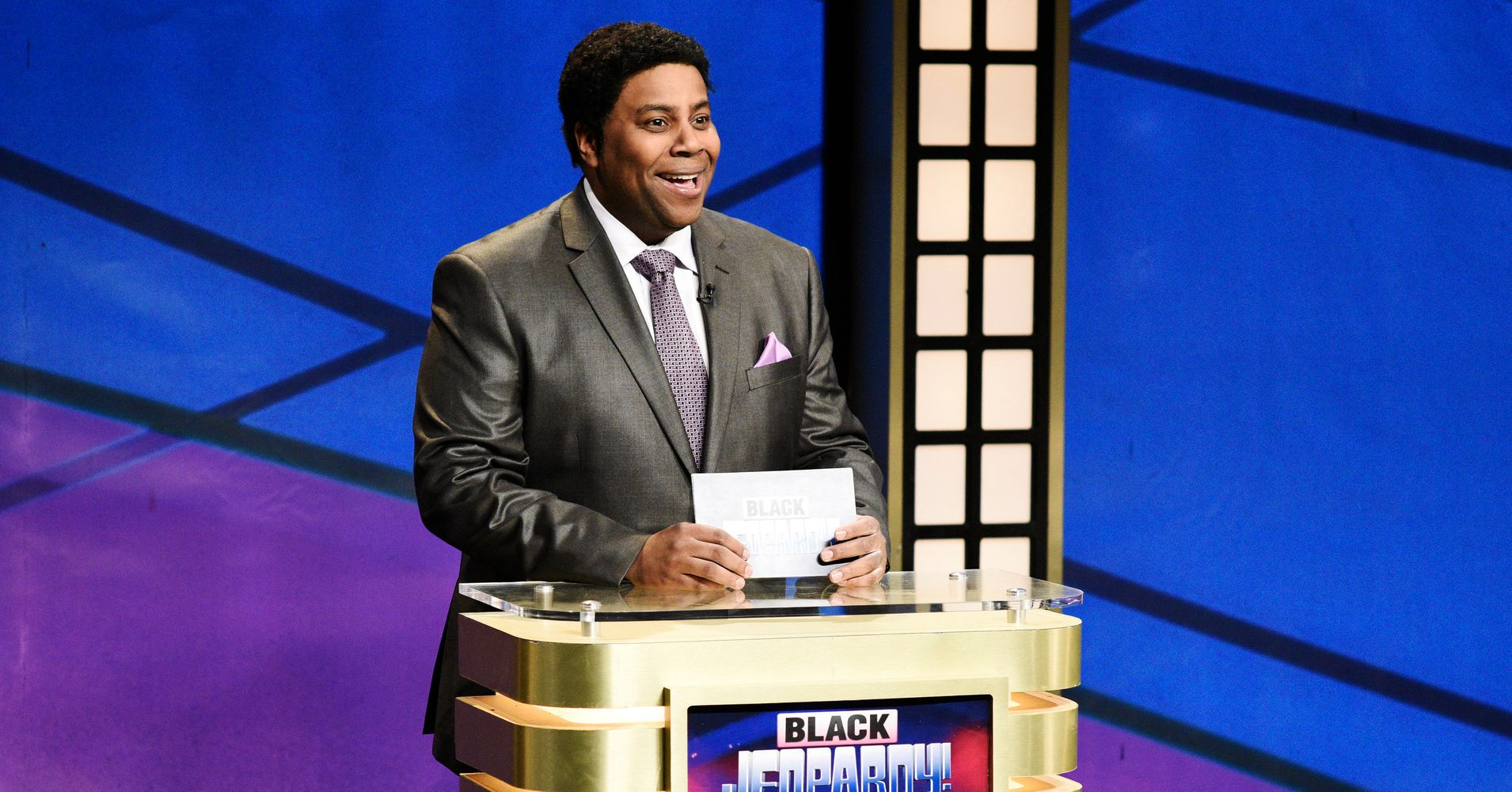 Image result for kenan thompson black jeopardy