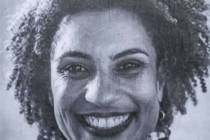 Marielle Franco, a black, queer Rio city councilwoman born in one of the city's sprawling favelas, was shot and killed in Mar