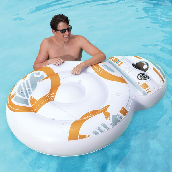 "To paraphrase Obi-Wan Kenobi: This is the <a href=""https://www.fun.com/star-wars-bb8-oversized-inflatable-float.html"" target="