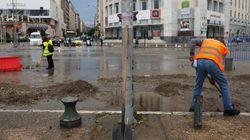 «Δίψα» μέχρι την Παρασκευή για το κέντρο της Θεσσαλονίκης μέχρι να ελεγχθεί η ποιότητα του