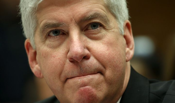 Michigan Gov. Rick Snyder (R) has gone head to head with the Legislature's Republicans on Medicaid in the past.
