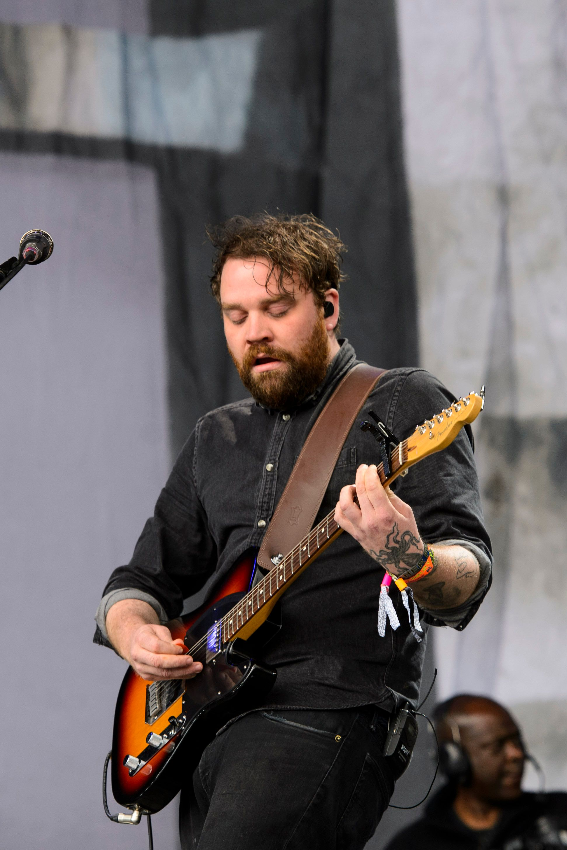 Body Identified As Frightened Rabbit Singer Scott Hutchison, Police Confirm