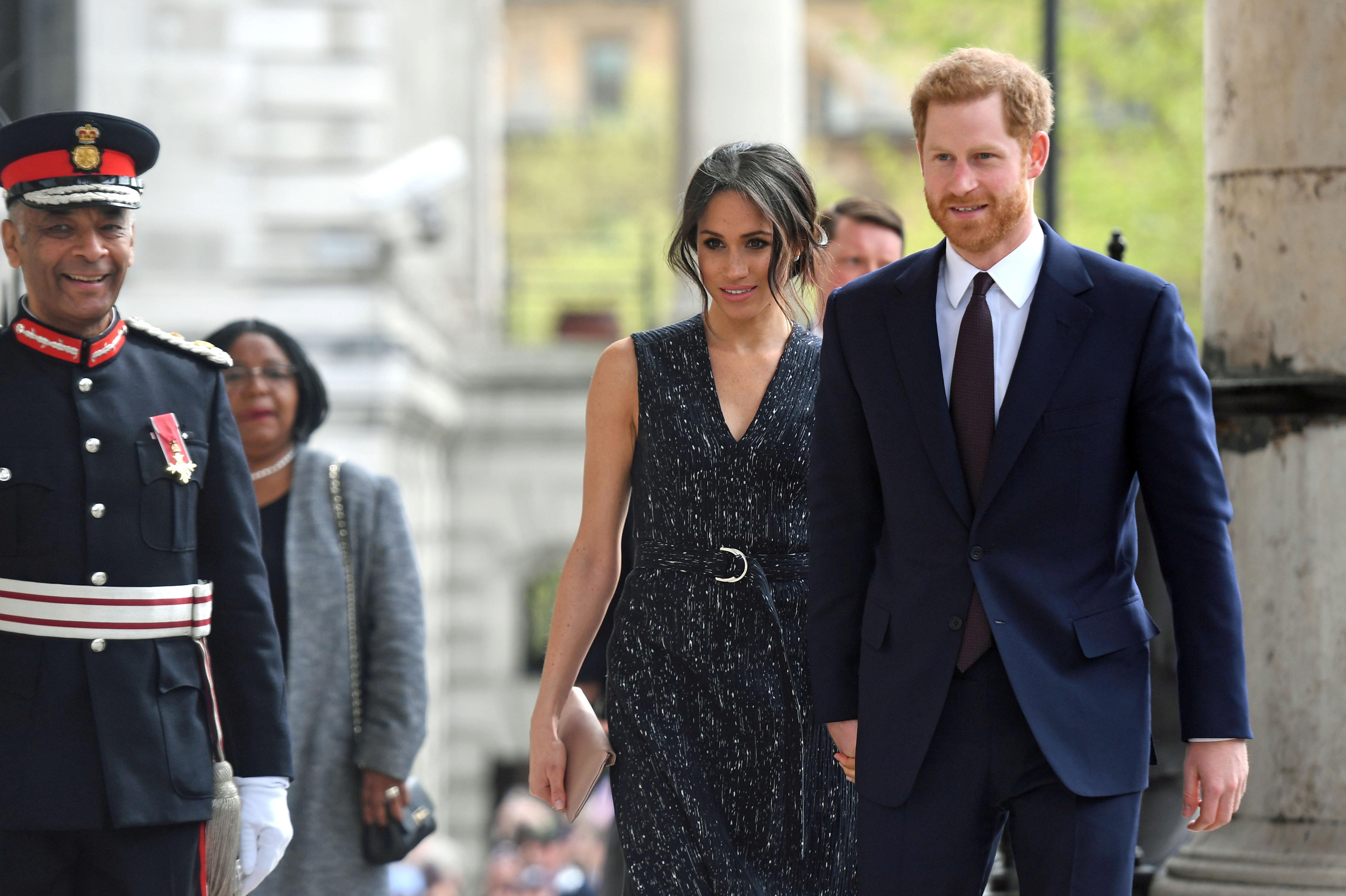 Der Zeitplan der Hochzeit von Prinz Harry und Meghan Markle steht offiziell
