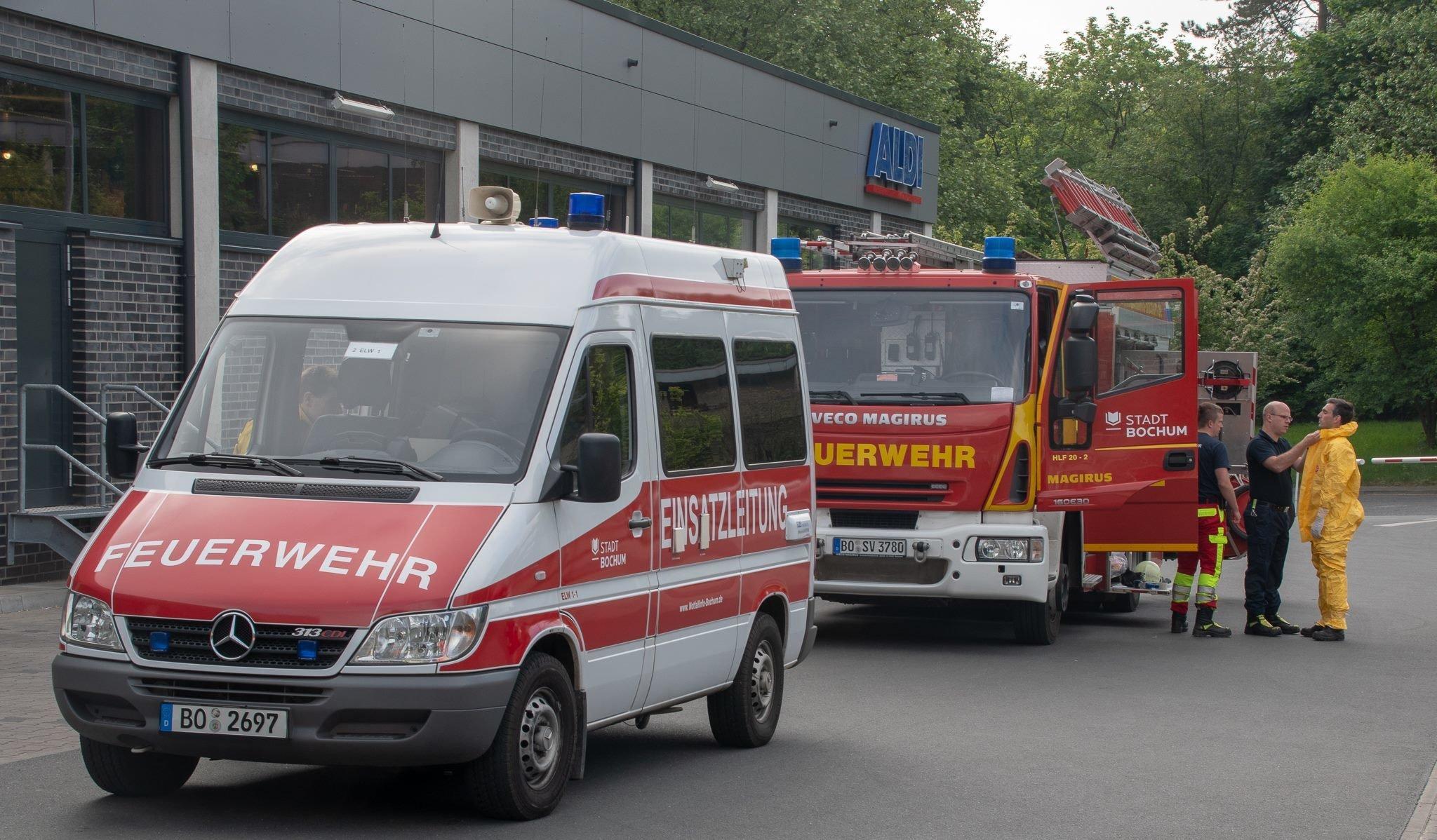 Bochum: Giftige Spinne in ALDI-Obst-Theke gesichtet - Kammerjäger filzen Supermarkt