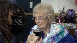 100-Year-Old Says Daily Glass Of Guinness Is Secret To Her Long