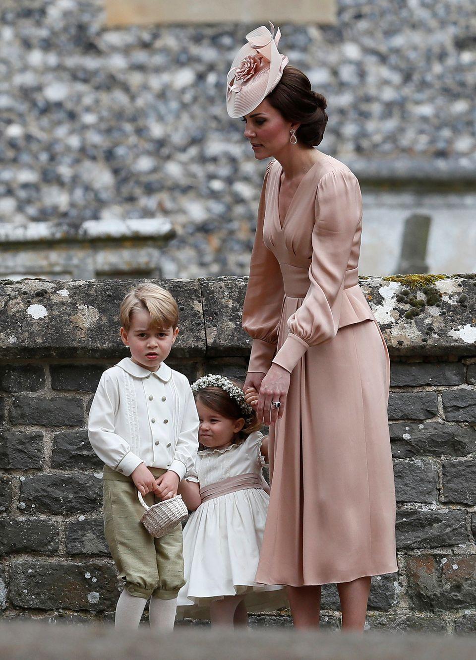 Ο πρίγκιπας George και η πριγκίπισσα...