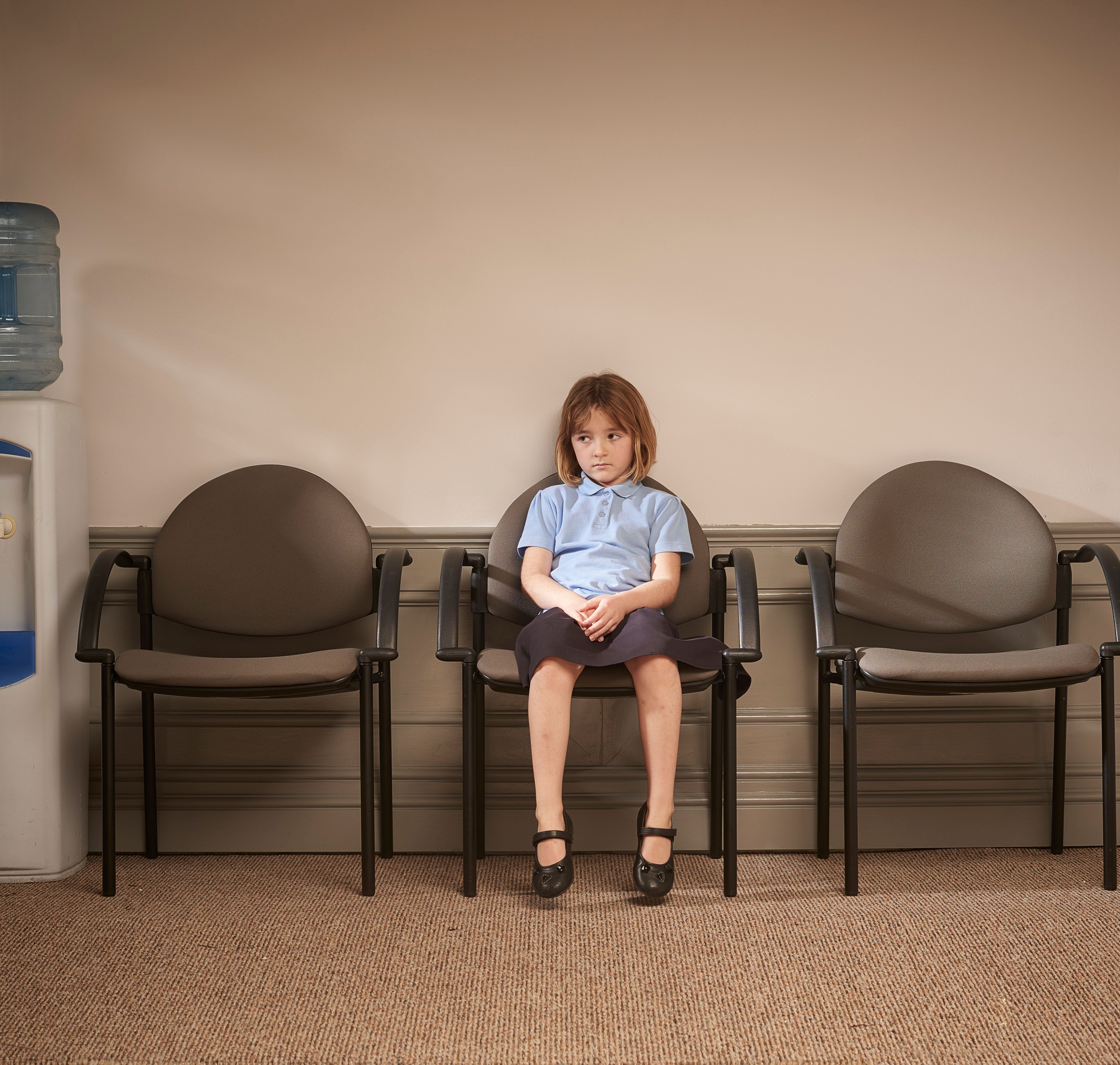 Rise in schoolchildren referred for treatment with mental health issues