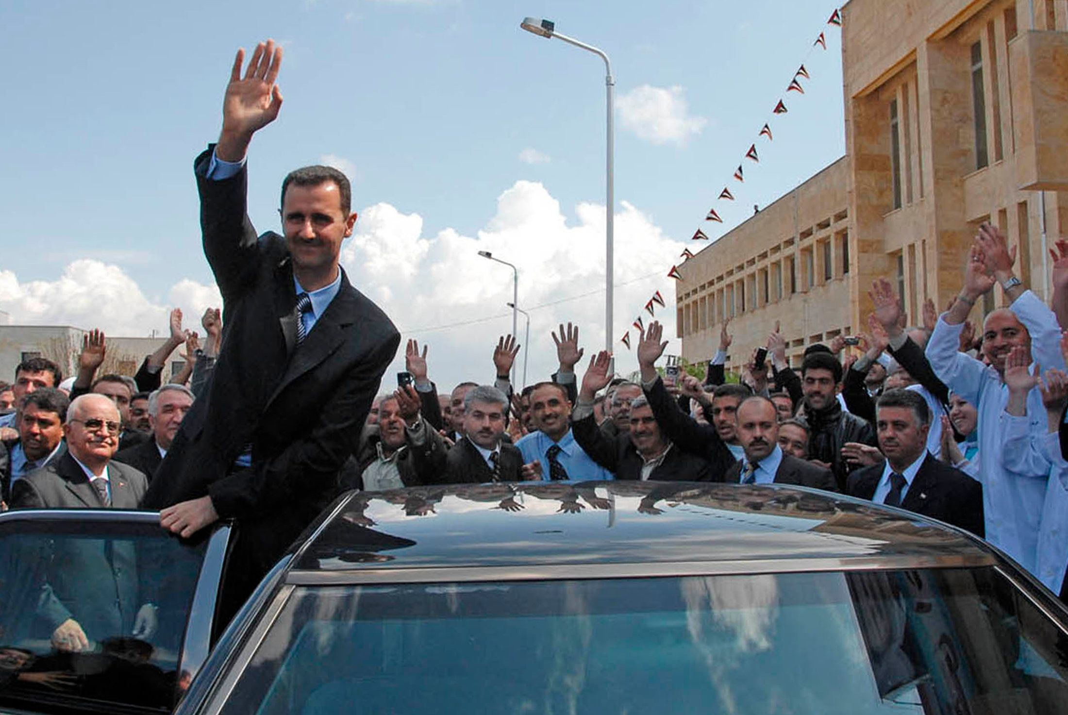 How Assad's New Law Could Strip Syrians In The UK Of Their Old