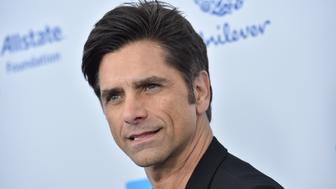INGLEWOOD, CA - APRIL 19:  Actor John Stamos attends WE Day California at The Forum on April 19, 2018 in Inglewood, California.  (Photo by Axelle/Bauer-Griffin/FilmMagic)