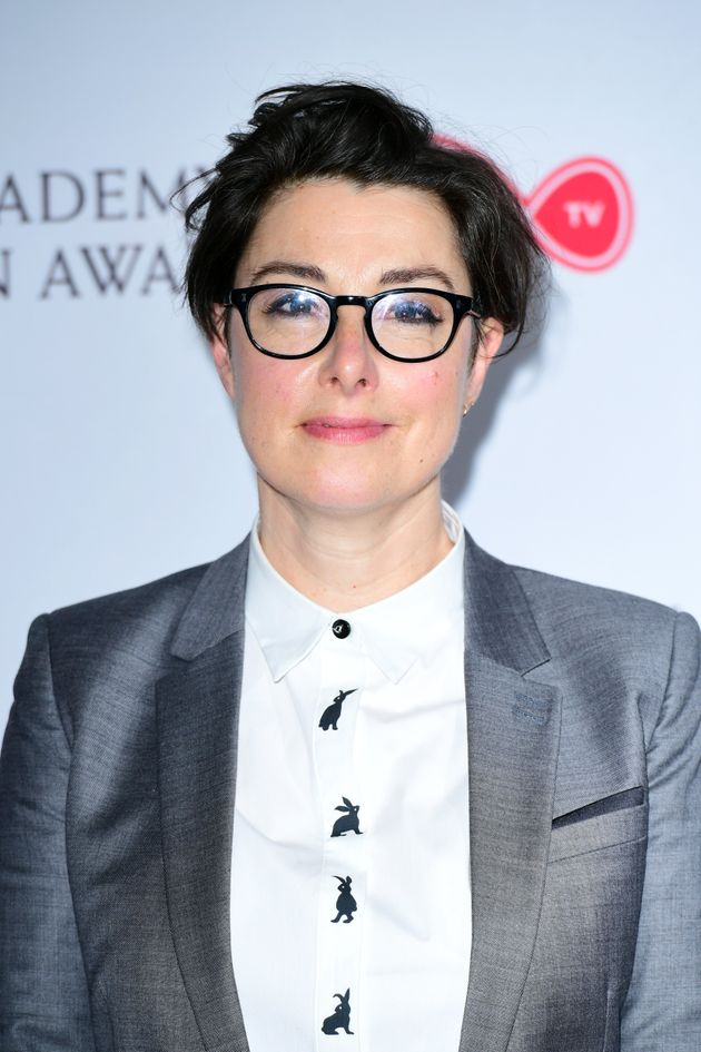 Sue Perkins was named Broadcaster or Journalist Of The Year
