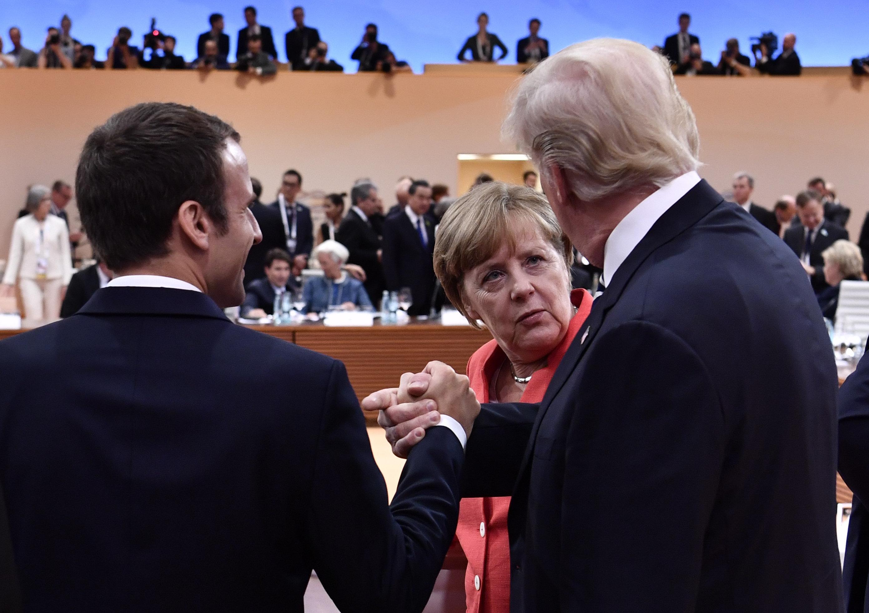 Les Européens songent sérieusement à s'émanciper de l'Amérique de