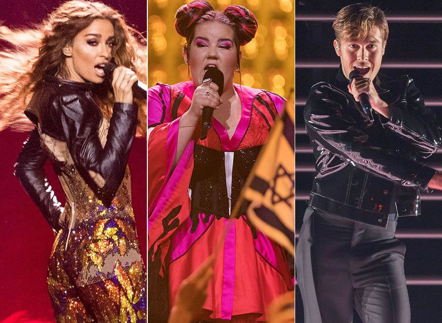 Who Are This Year's Eurovision Front-Runners, And Are They Any Good?