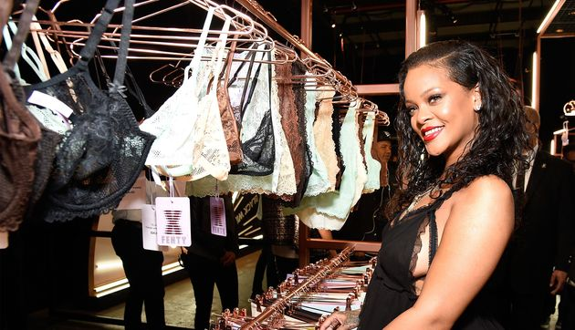 2b51c6394 13 Must-See Looks From Rihanna s Savage X Fenty Lingerie Line ...