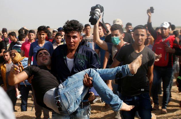 Un Palestinien succombe aux tirs de l'armée israélienne, 53 morts depuis le 30