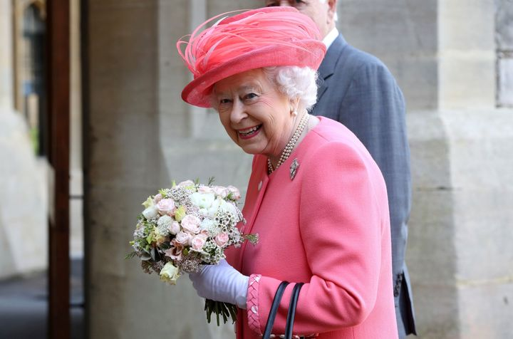 The queen must approve the marriages of the first six people in line for the throne.