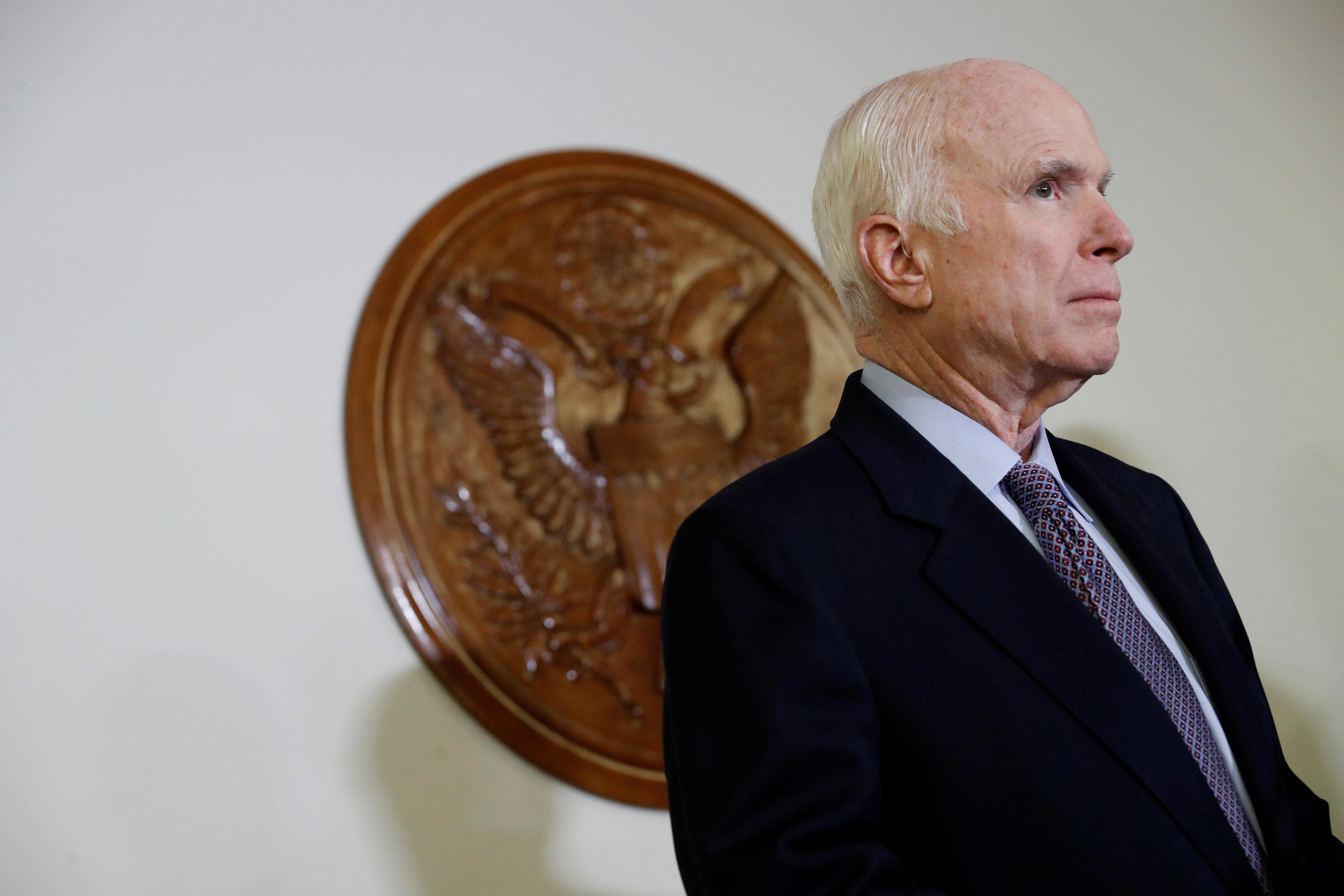 Who Will Replace John McCain?
