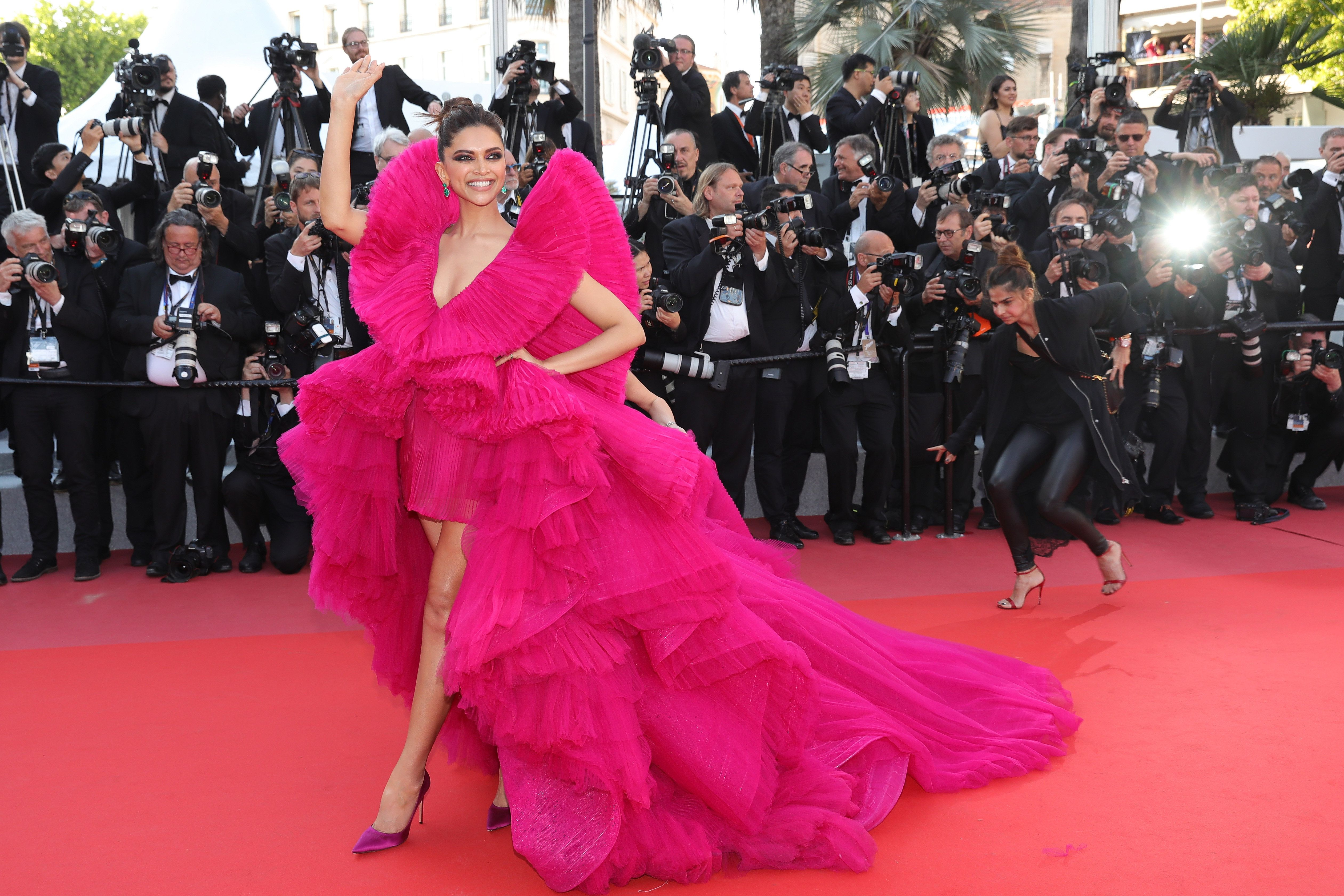 The Most Stunning Looks From The 2018 Cannes Film Festival Red