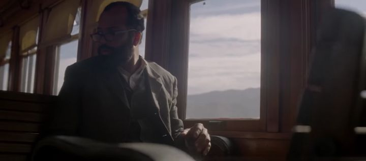 Jeffrey Wright as Bernard ... or is it Teddy?