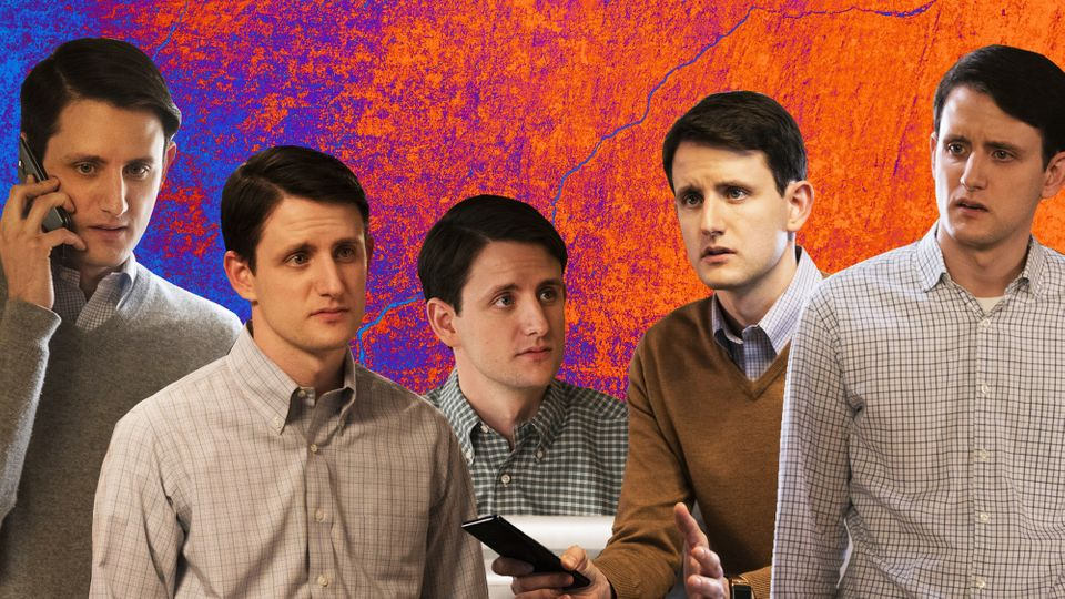 Zach Woods Is Officially The MVP Of 'Silicon