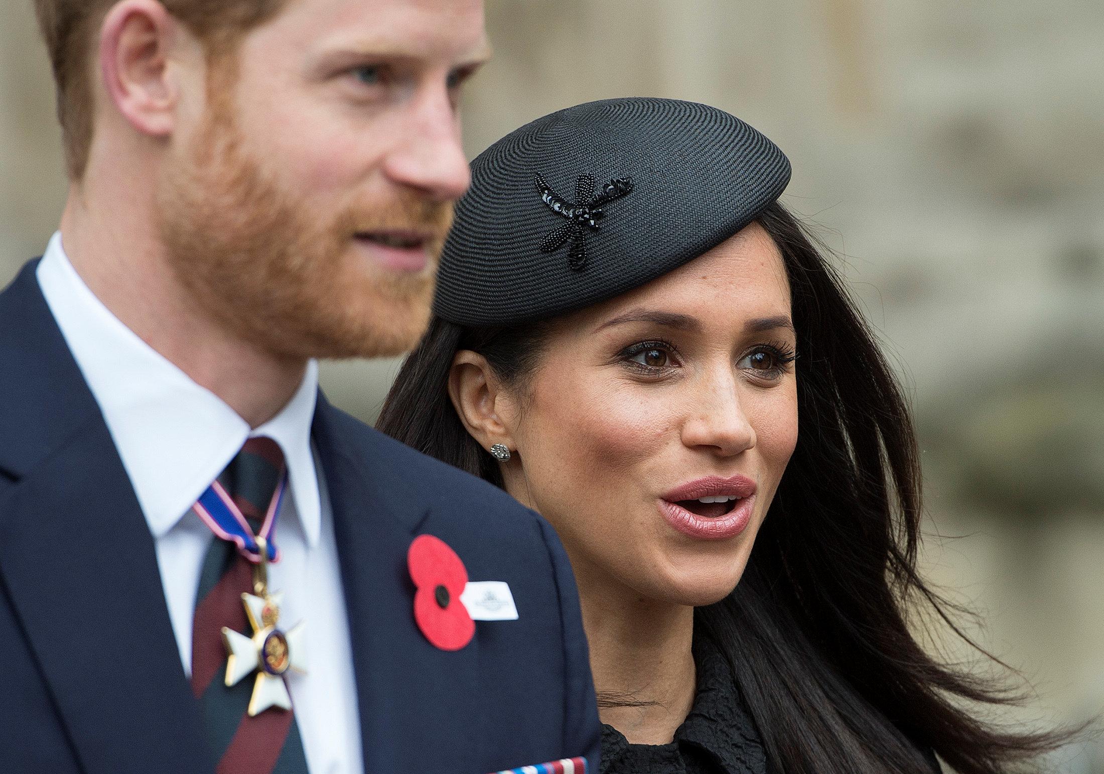 Hochzeit der Royals: Dieser absurde Brauch ist eine Demütigung für Frauen
