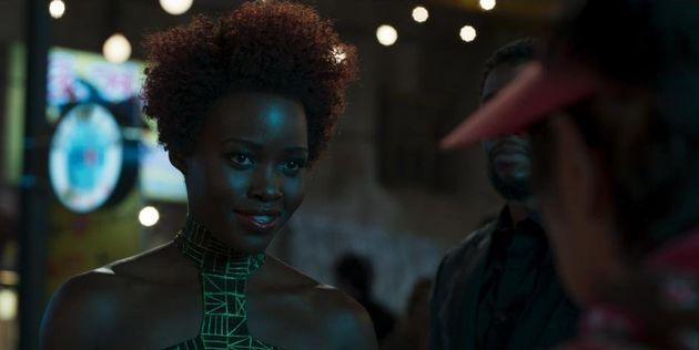 Lupita Nyong'o as Nakia in