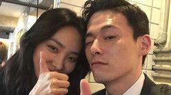 모델 김원중과 곽지영이 오늘(12일) 결혼식을