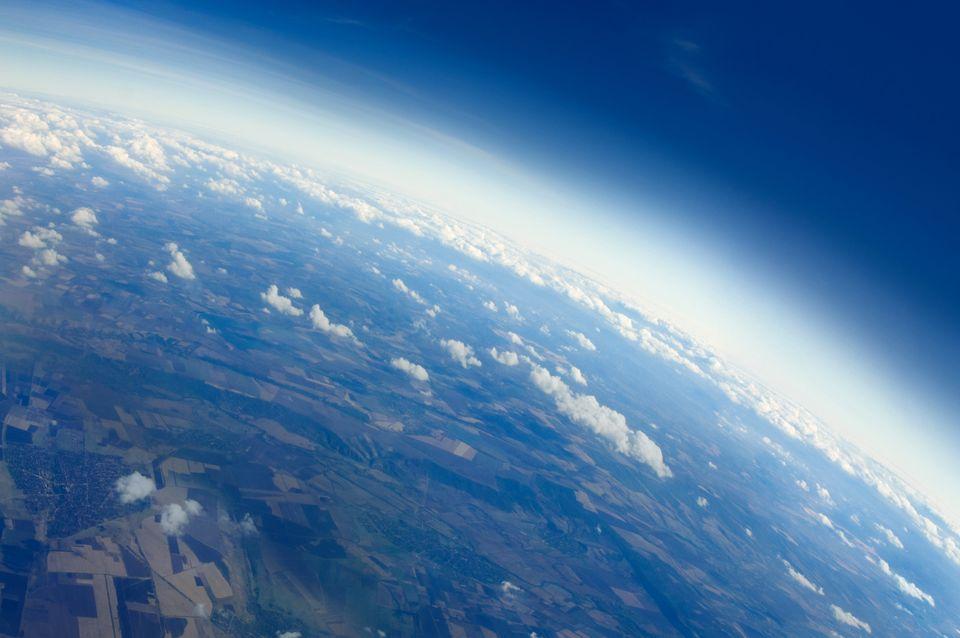 Kan Geo-Engineering die Erdatmosphäre