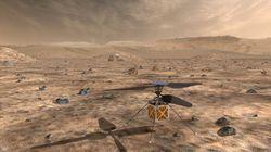 Η NASA στέλνει στον Άρη το πρώτο ελικόπτερο που θα πετάξει σε άλλο