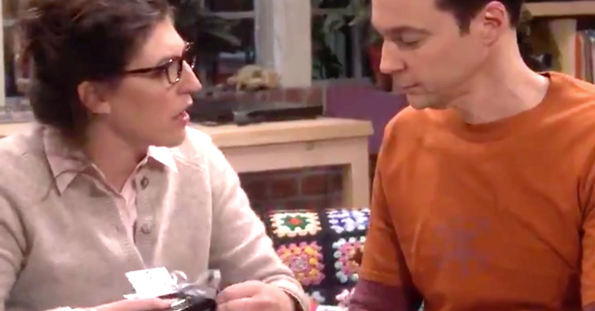 'The Big Bang Theory' Pays Sweetest Tribute To Stephen Hawking In Deleted Scene | HuffPost