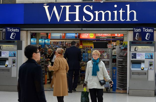 Wh smith apologises for selling toothpaste for 799 in hospitals solutioingenieria Choice Image