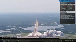 SpaceX réussit le lancement de la