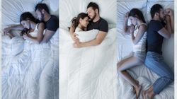 Όταν οι άντρες κοιμούνται σε αυτή τη στάση με τη σύντροφό τους, σημαίνει ότι κάτι κάνουν