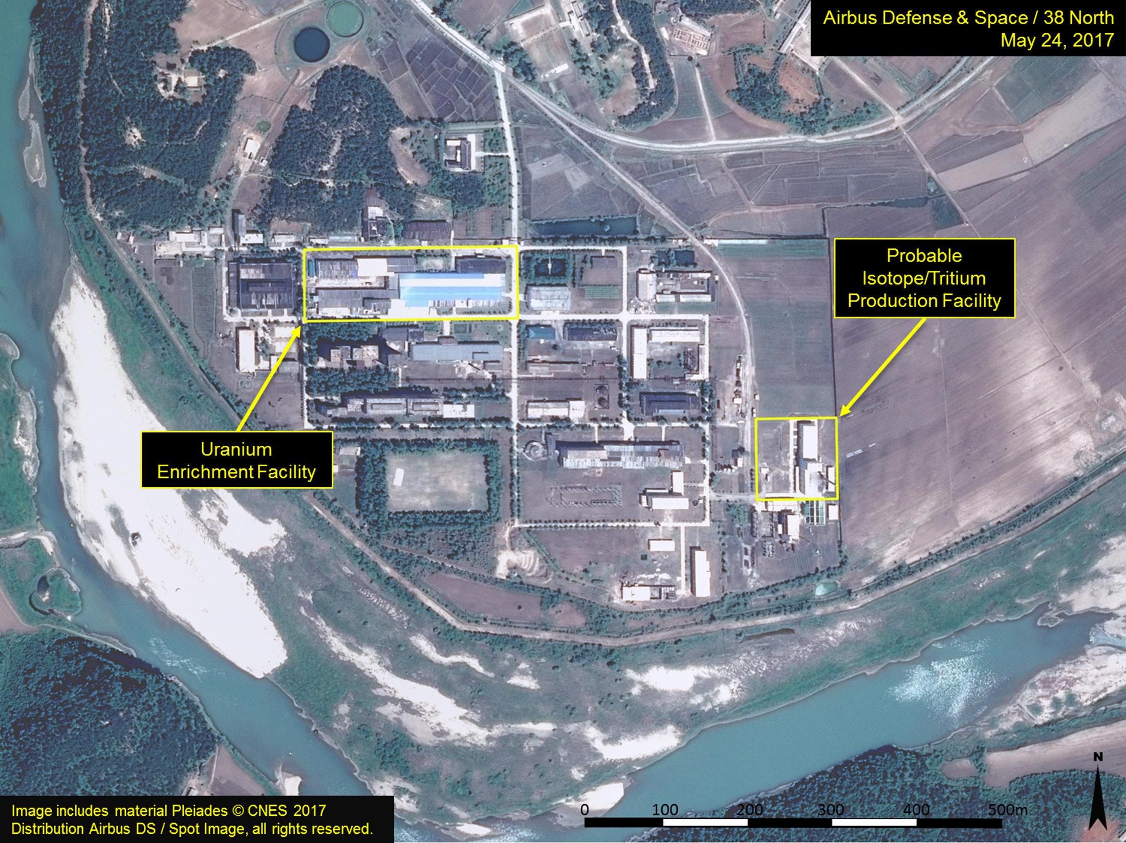 La Corée du Nord démantèlera son site d'essais atomiques entre le 23 et le 25