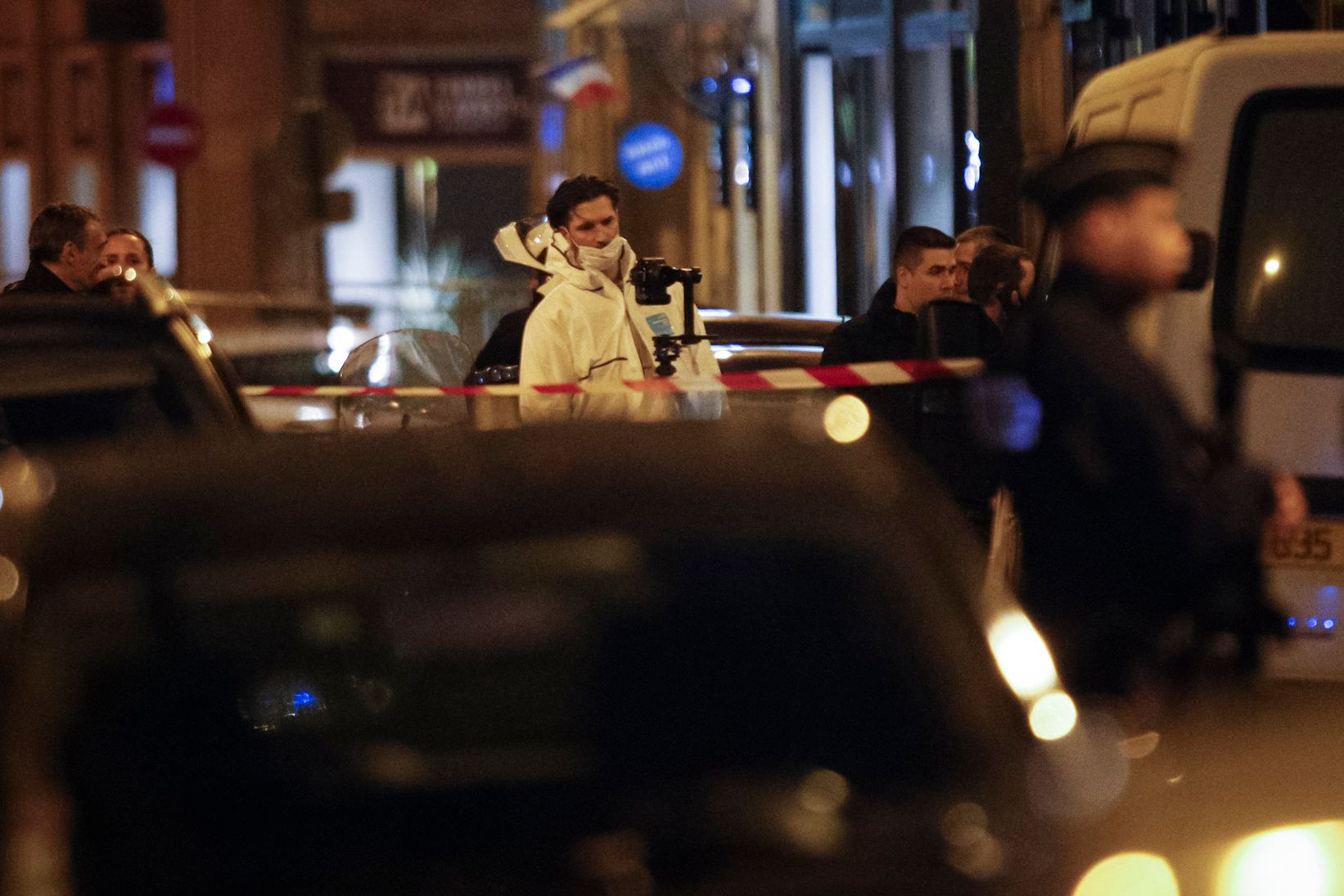 Paris: des témoins de l'attaque au couteau près d'Opéra racontent ce qu'il s'est