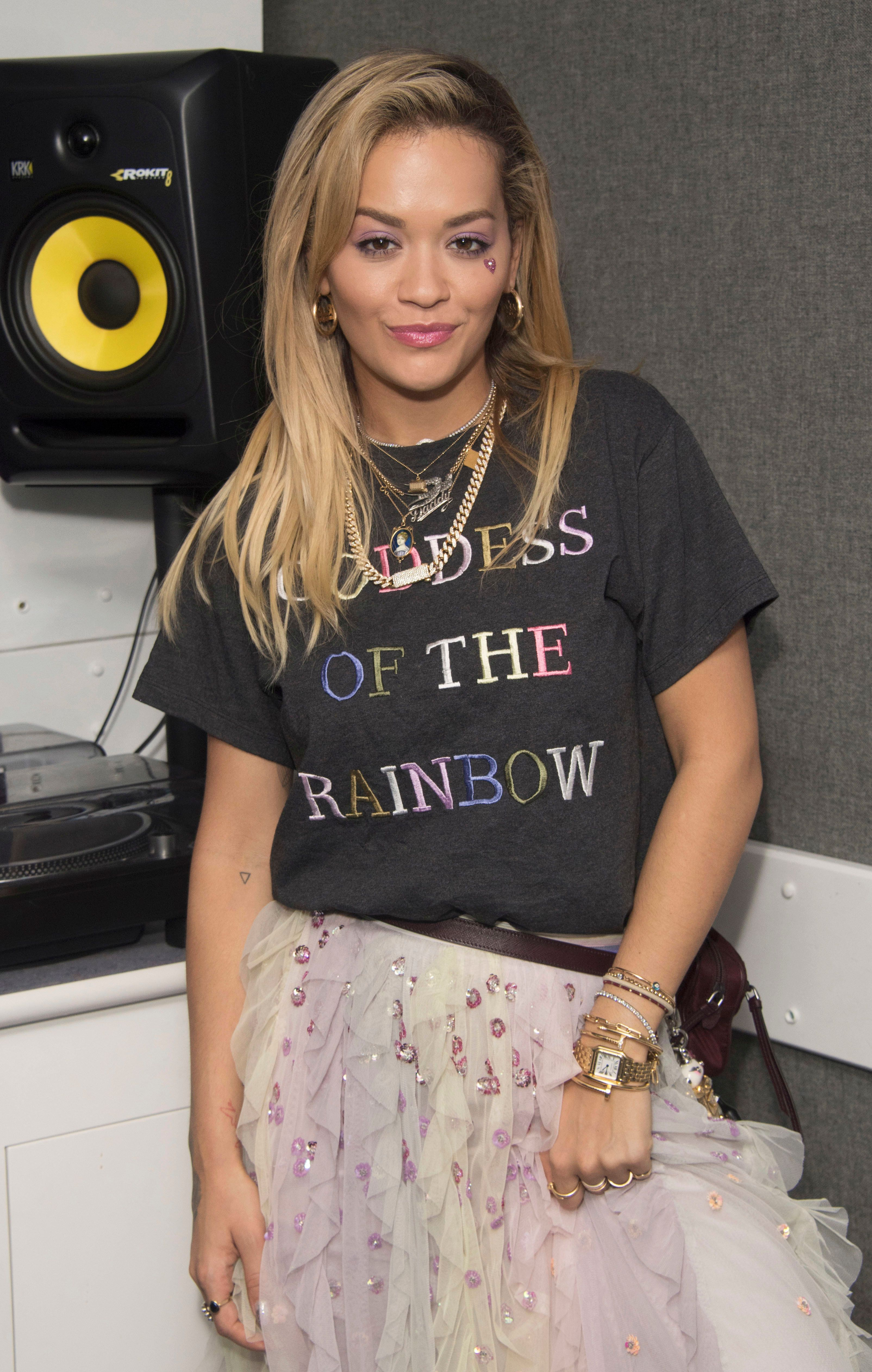 Rita Ora Criticised By LGBT+ Musicians Over New Track,