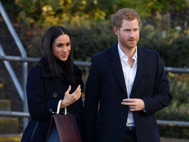 Prince Harry and Meghan Markle will marry on 19