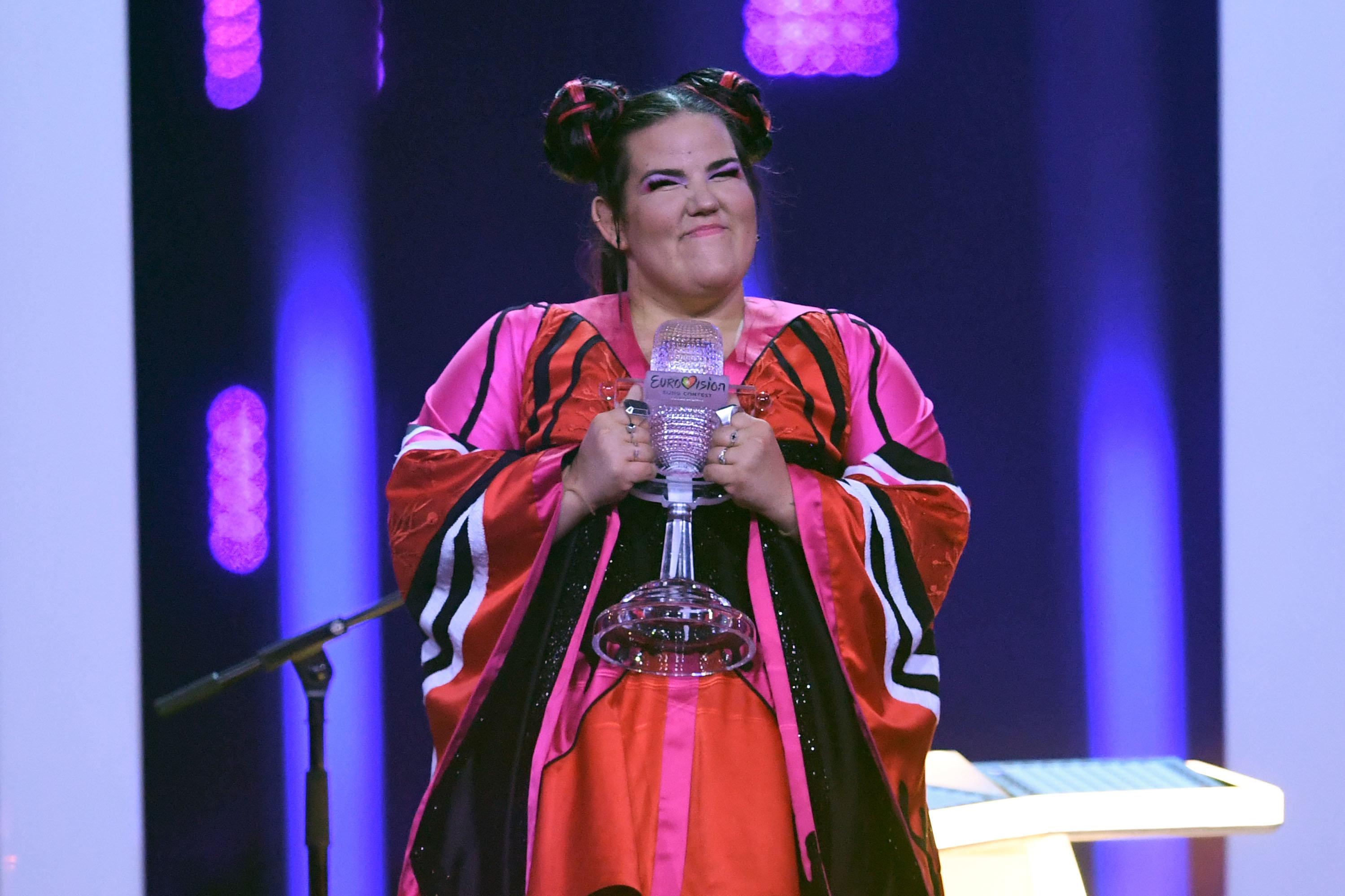 Η νικήτρια της Eurovision κατηγορείται για την εμφάνισή της στο διαγωνισμό επειδή...«δεν θυμίζει