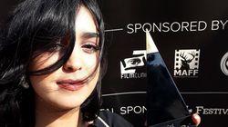 Festival de Cannes: Mariem Ferjani reçoit l'Arab Critics Award de la meilleure