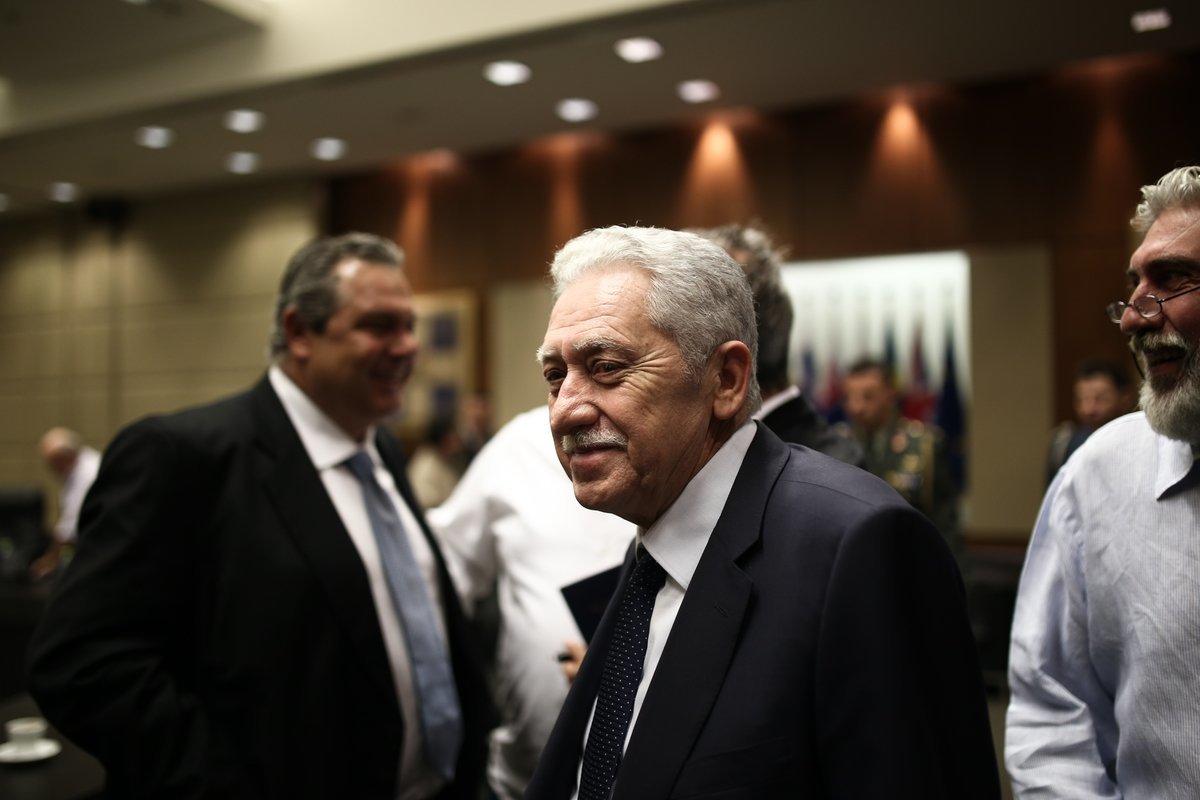 Κουβέλης: Δεν μπορούν να γίνουν προβλέψεις για την απελευθέρωση των δύο Ελλήνων