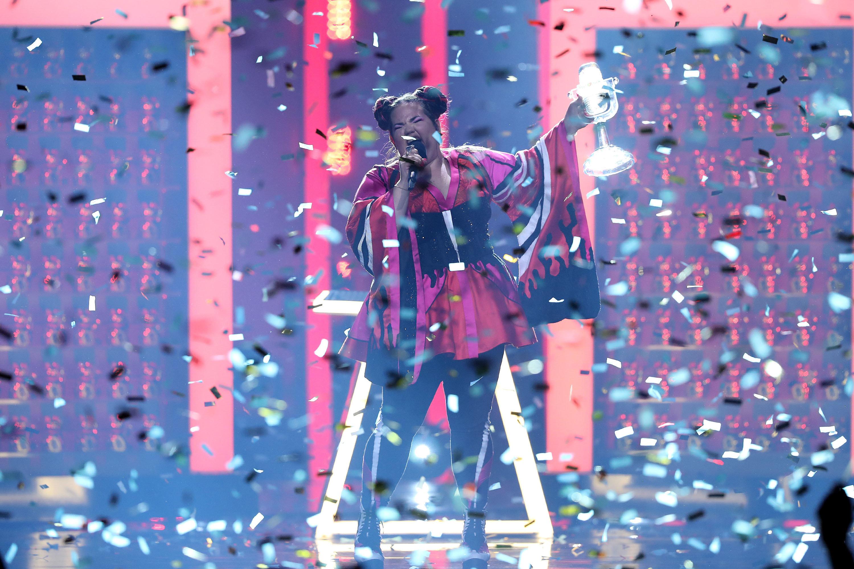 ESC: Das steckt hinter dem verrückten Lied der Gewinnerin